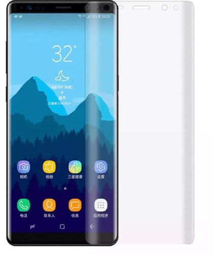 Pelicula Gel Galaxy Note 9 8 7 Bordas Samsung Curva Hidrogel  - HARDFAST INFORMÁTICA