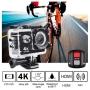 Câmera Filmadora Action GOCAM Sport FullHD Wi-fi Controle S/ Fio 4k Prova Agua