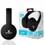 Fone Ouvido Sumexr B01 Pro Headset Sem Fio SuperBass Radio Fm Entrada Cartão Auxilar Bluetooth Preto Favix