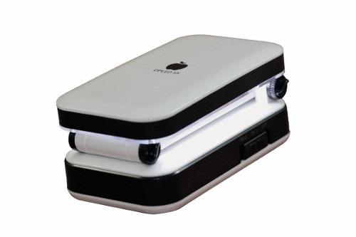 Abajur Led Luminária Mesa Bateria Interna Bivolt Escritório Casa Cozinha Escritório Maquiagem Estante  - HARDFAST INFORMÁTICA