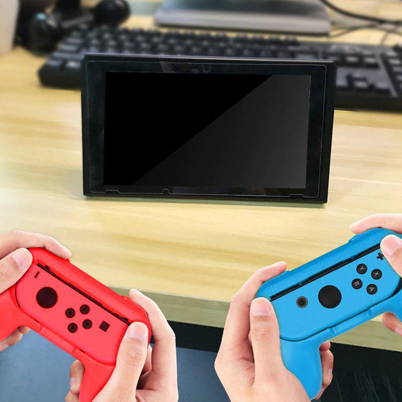 Adaptador Controle Nintendo Swtich Capa Grip Suporte Mario  - HARDFAST INFORMÁTICA