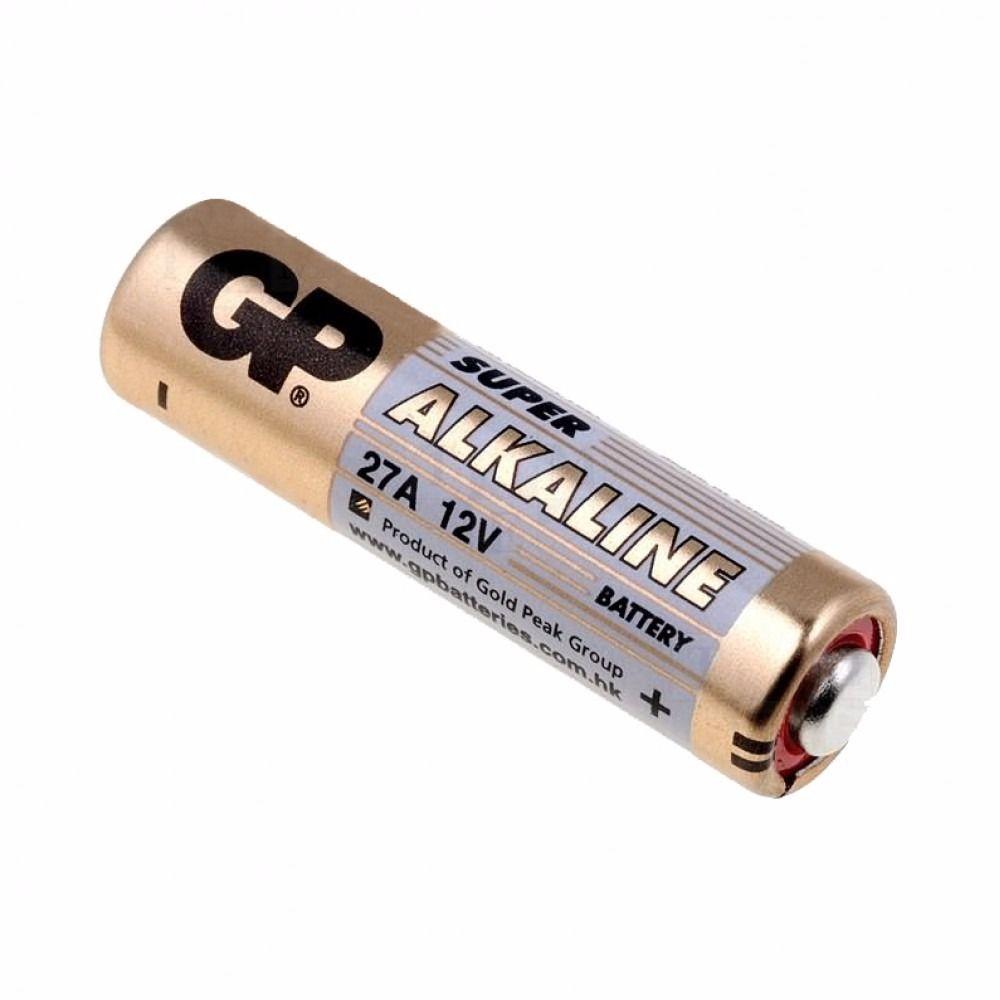 Bateria Pilha 27a 12v Cartela c/ 5 Alcalina Portão Alarme Clone  - HARDFAST INFORMÁTICA