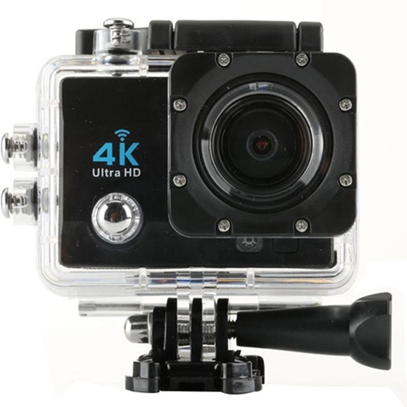 Camera Action Pro Sport 4k GoCam Full Hd Prova Agua Wifi Moto Capacete Skate Surf Bike  - HARDFAST INFORMÁTICA