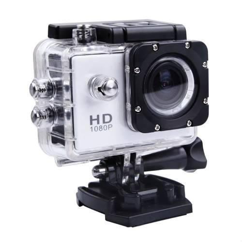 Camera Filmadora 1080 Esporte Mergulho Foto Moto HD Capacete Bike Action  - HARDFAST INFORMÁTICA