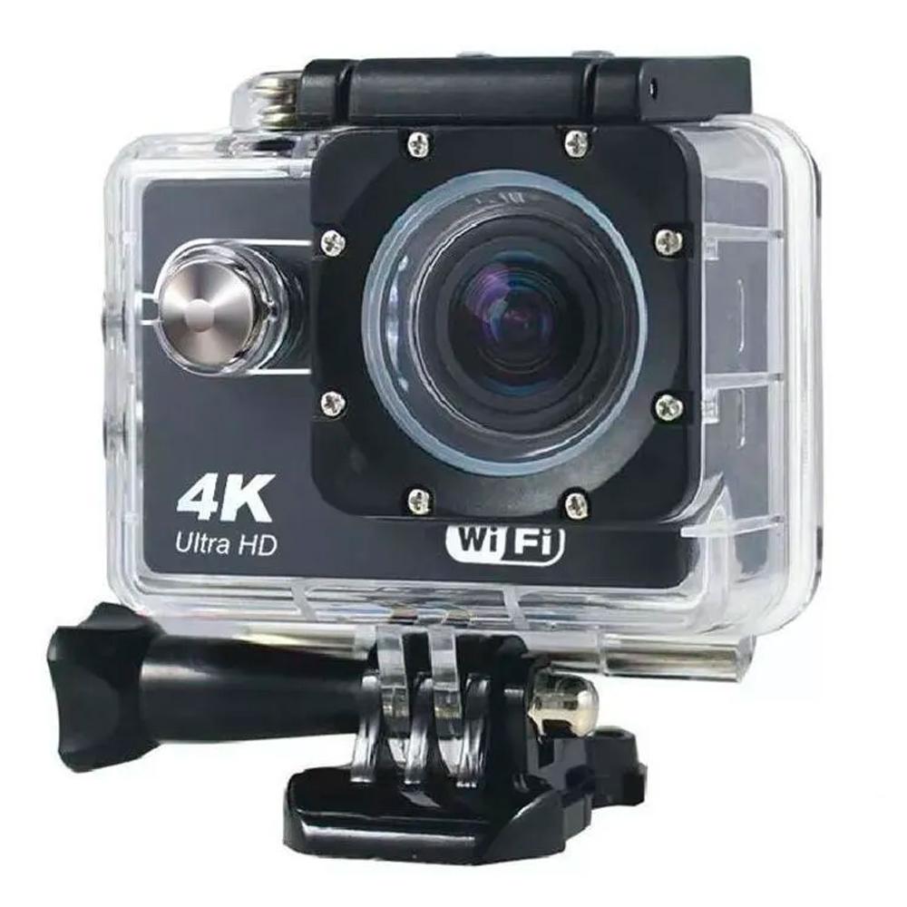 Câmera Filmadora Action GOCAM Sport FullHD Wi-fi Controle S/ Fio 4k Prova Agua  - HARDFAST INFORMÁTICA