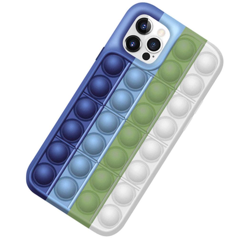 Capa Capinha iPhone Pop It 12 PRO MAX 7 8 Plus X Xr Xs 11 12 Pro Max 13  - HARDFAST INFORMÁTICA