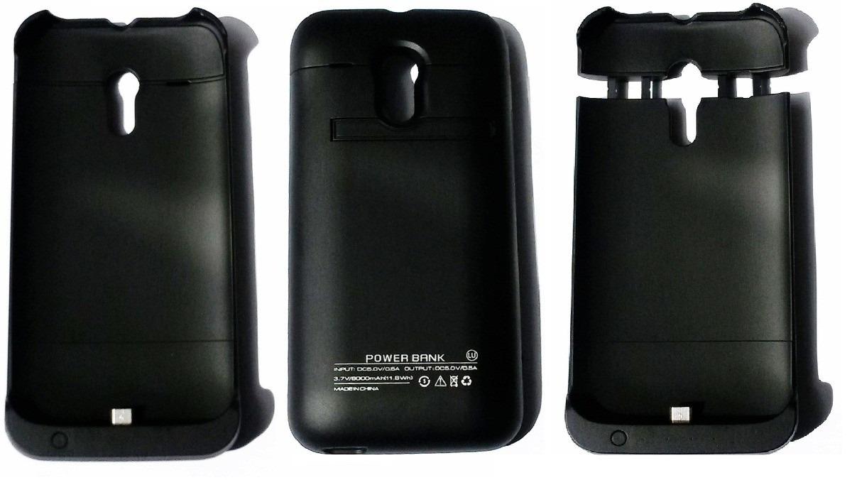 Capa Carregador Bateria Moto G Motorola G2 Carga Case G1 XT 1068 1069  - HARDFAST INFORMÁTICA