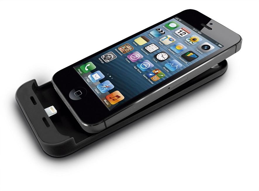 Capa Case Carregador Bateria Externa Extra Iphone 5 5s SP  - HARDFAST INFORMÁTICA