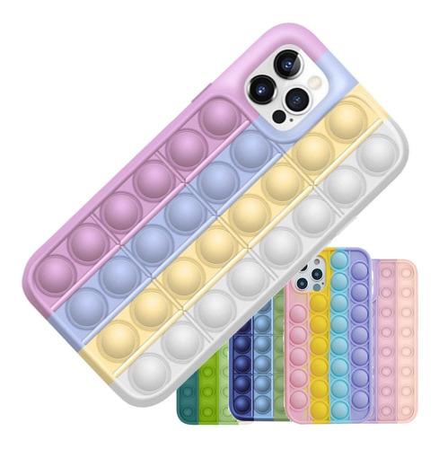 Capinha Anti Shock iPhone 12, Pro Max Bolinhas Fidget Toy Anti Stress  - HARDFAST INFORMÁTICA