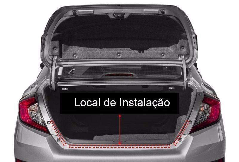 Fita Led HF12V Porta Malas Carro Veicular Freio Pisca Seta  - HARDFAST INFORMÁTICA