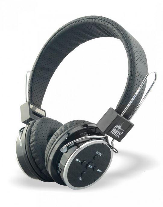 Fone de Ouvido Sumexr Favix b05 Bluetooth Sem fio Fx b05 Fm Radio Varias Cores Entrada Sd cartão  - HARDFAST INFORMÁTICA
