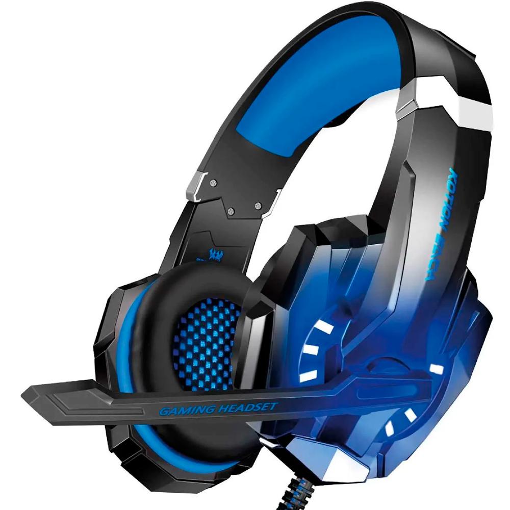 Fone De Ouvido Headset Profissional Gamer G9000 Microfone Pc Notebook Stereo Bass 7.1  - HARDFAST INFORMÁTICA