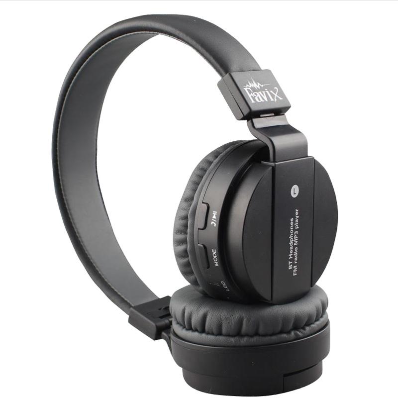 Fone Ouvido Favix B08 Sem Fio Bluetooth Headset Fm Radio SD P/ Celular Stereo  - HARDFAST INFORMÁTICA