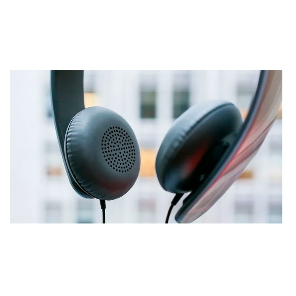 Headset Fone Ouvido Shure 145M+ Com Fio Stereo Microfone P2 P3 Gamer  - HARDFAST INFORMÁTICA