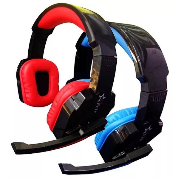 Headset gamer Fone Ouvido Usb 7.1 Microfone Qualidade Stereo Ps4 Ps3 Xbox Pc  - HARDFAST INFORMÁTICA