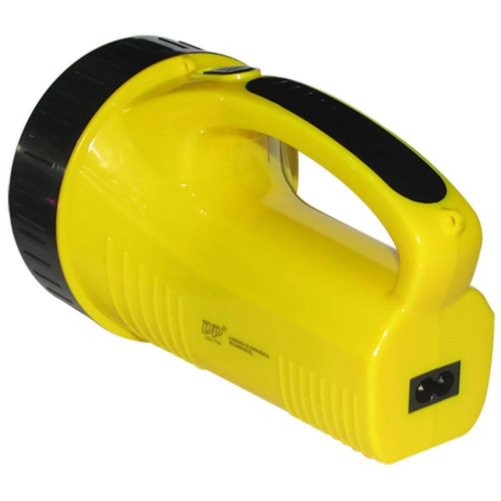 Lanterna Holofote Ultra 19 Leds 1300mAh Recarregável Bivolt Alta potencia  - HARDFAST INFORMÁTICA