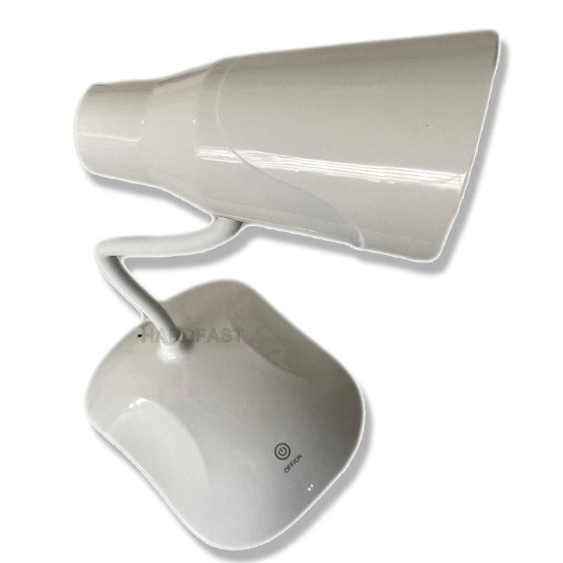 Luminária de Mesa Articulável Abajur Led Recarregável Bateria Removível XZ161 Touch  - HARDFAST INFORMÁTICA