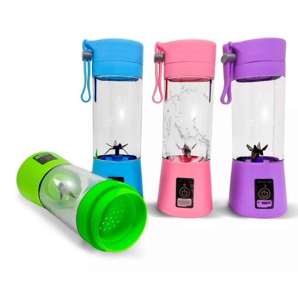 Mini Liquidificador Mixer Portatil licuadora Recarregável Shake Usb  - HARDFAST INFORMÁTICA