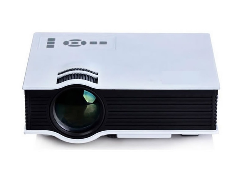 Mini Projetor Led HD mpr 7007 Hdmi Led 800 Lumens Usb Avi Xbox Ps4  - HARDFAST INFORMÁTICA