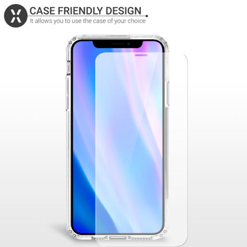 Pelicula Iphone 11 - Pro - Pro Max Vidro Temperado 9H Blindado 100% Transparente  - HARDFAST INFORMÁTICA