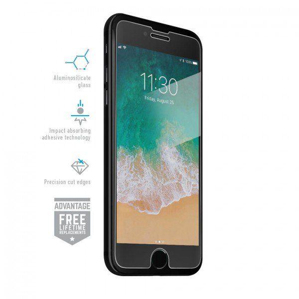 Película Iphone X 10 8 7 Plus Primeira Linha Vidro Temperado 9h Top  - HARDFAST INFORMÁTICA