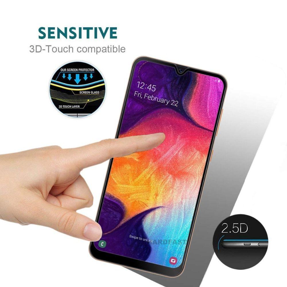 Pelicula Vidro 3d+ Samsung A9 A70 A30 A50 A20 A80 M30 M10  - HARDFAST INFORMÁTICA