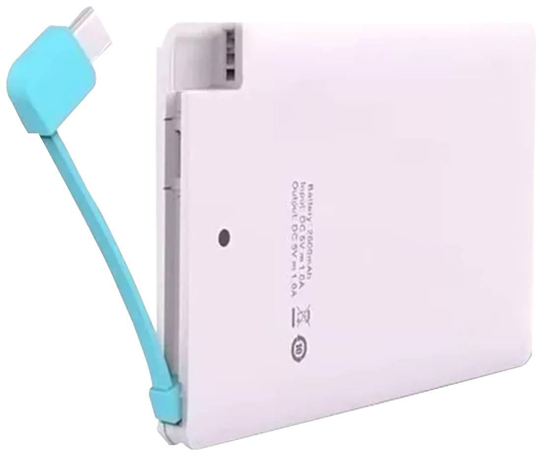 Power Bank Carregador de celular Modelo 2018 Micro USB  - HARDFAST INFORMÁTICA
