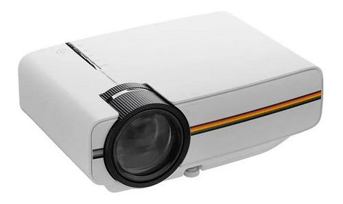 Projetor Aao Yg400 Portátil Lcd Projetor 1080p 1200 Lúmens  - HARDFAST INFORMÁTICA