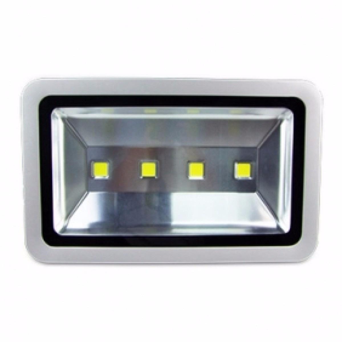 Refletor Led 200w Bivolt Holofote A Prova agua Branco Frio 110v 220V Até 90% Econômico  - HARDFAST INFORMÁTICA