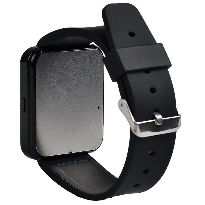 Relogio Bluetooth Smartwatch u8 Compativel Iphone Android Sem fio Preto - HARDFAST INFORMÁTICA