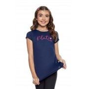 "BABY LOOK INFANTIL ""PILATES KIDS"""