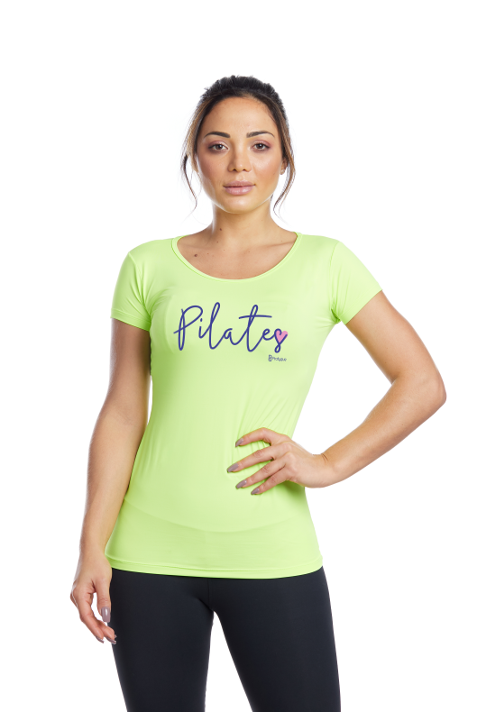 "BLUSA LIGHT ""PILATES"""