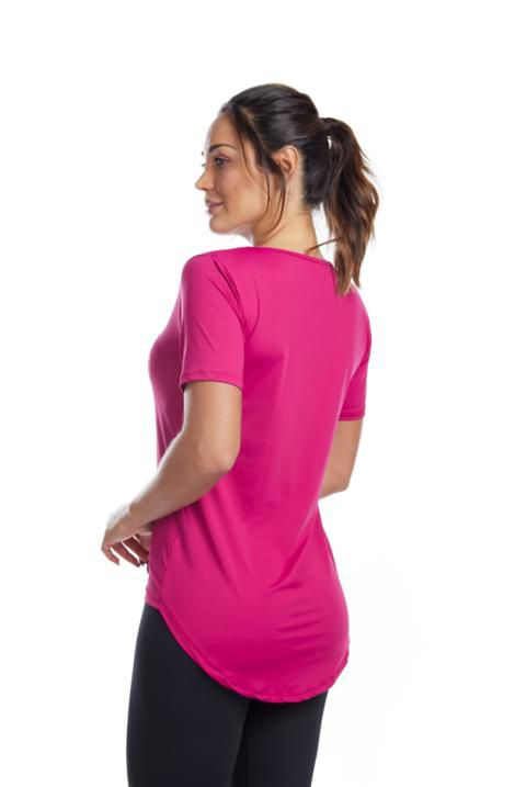 BLUSA LONG - PILATES TRANSFORM LIVES