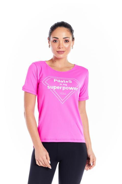 BLUSA LONG - SUPER POWER