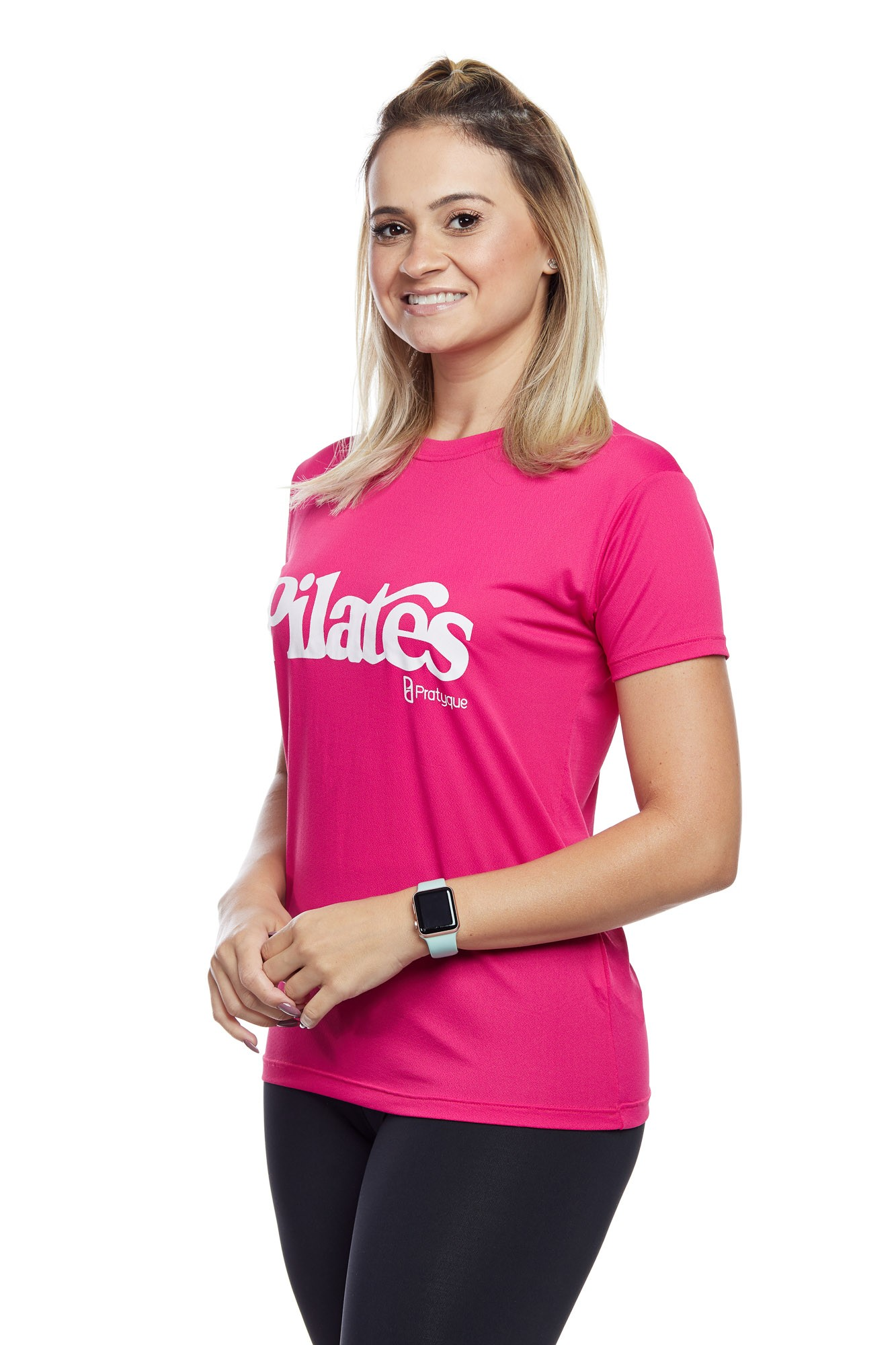 "CAMISETA PORUS ""PILATES RETRÔ"""