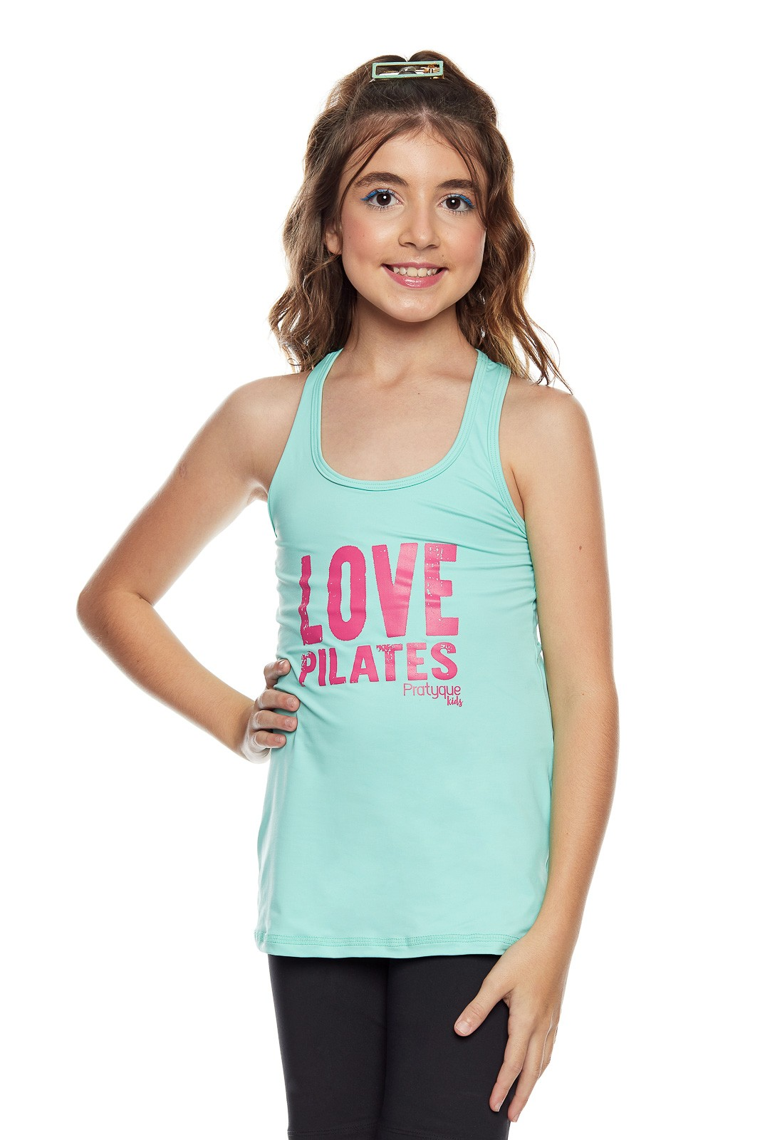 "REGATA INFANTIL ""LOVE PILATES KIDS"""