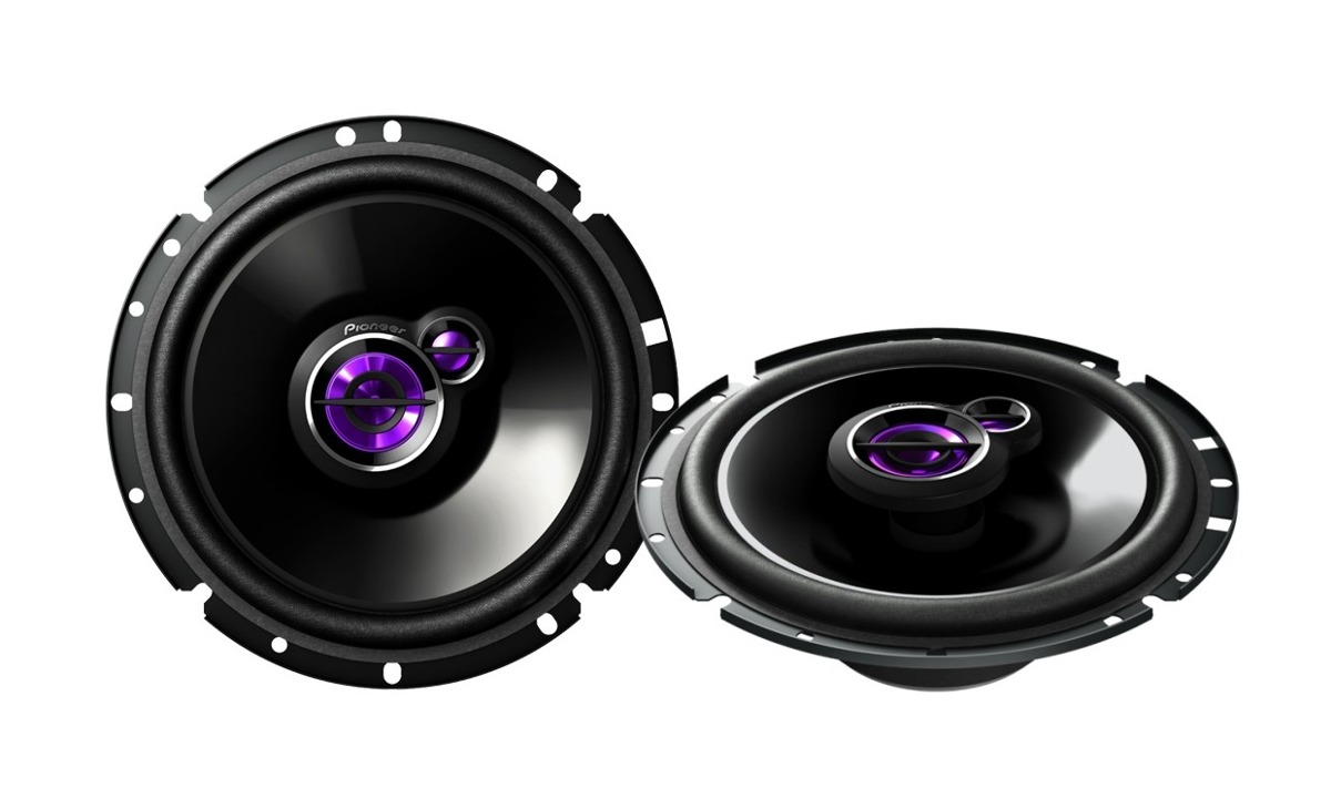 Par Alto Falantes Automotivo Pioneer Ts-1731br Triaxial 6 - SONNIC SOUND
