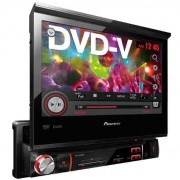 Dvd Player Pioneer Avh 3580 Dvd C/ Ent. Usb Frontal