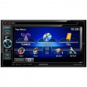 Dvd Player Kenwood Ddx-4070bt 6.1� 2 Din Usb Ipod Bluetooth