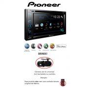 Dvd Player Pioneer Avh-288bt Bluetooth-tela 6.1 Usb+ Camera
