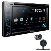 Dvd Pioneer Avh-A208BT /câmera/interface/moldura Golf/polo