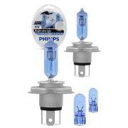 Kit Philips Com H4/h11 4300k Cristal Vision Ultra