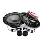 Kit 2 Vias Nar Audio 600 Cs1 6 +coaxial Nar 525 cx1 5