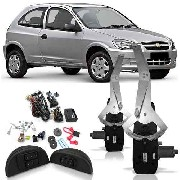 Kit Vidros Eletricos Celta 2 Portas 2000/2015 Original Chevrolet