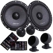 Kit 2 Vias Audiophonic Kc6.3 6,5 160w
