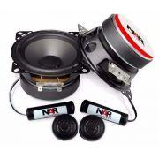 Kit 2 Vias Nar Audio 400-cs-1 (4 Pols /100w Rms