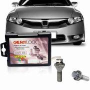 Parafuso Trava Antifurto Honda Civic 2014 Farad Galaxylock