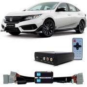 Desbloqueio de Tela Honda Civic 2017  FT-VF-HND2 Com Tv Digital Full Hd Faaftech