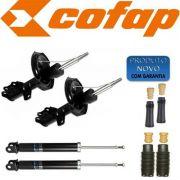 Kit 4 Amortecedores Hyundai I30 2009/2012+kits Batente Orig Cofap GP33204/GP33205/GP48232/D33103S/T3