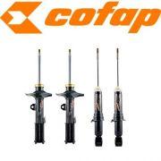Kit 4 Amortecedor Dianteiro Traseiro Cofap Corolla 2003/2008 GP32498M/GP32497M/GBL1205